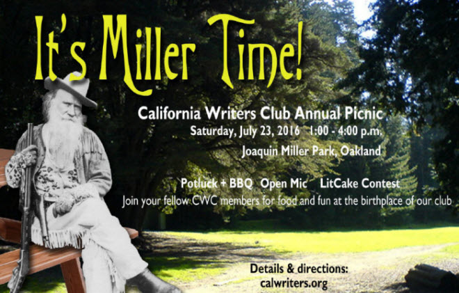 Cal Writers Annual Picnic